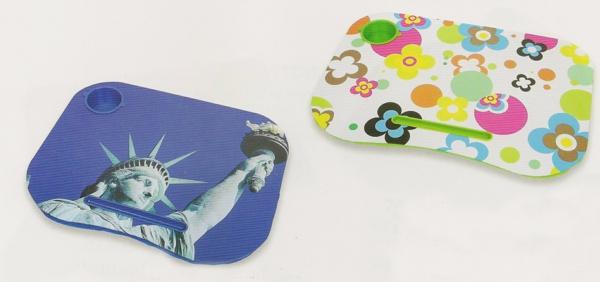 kissen für laptop - zwei ultramoderne designs