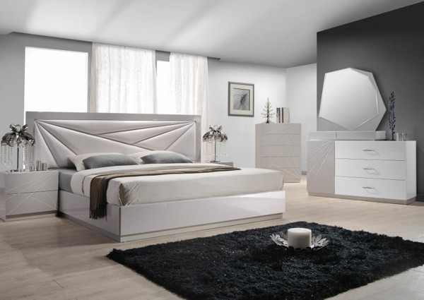 m nner schlafzimmer inspiration f r die. Black Bedroom Furniture Sets. Home Design Ideas
