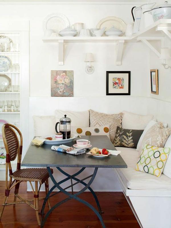 sitzecke küche ideen – essbereich mit sitzbank | churchwork, Esszimmer