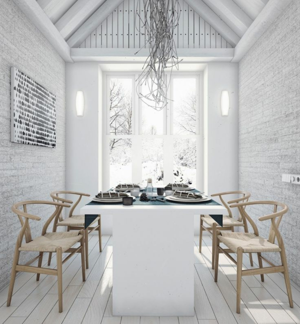 dining room set up ideas | Set up a fascinating dining room - 66 ideas! | Lifestyle ...