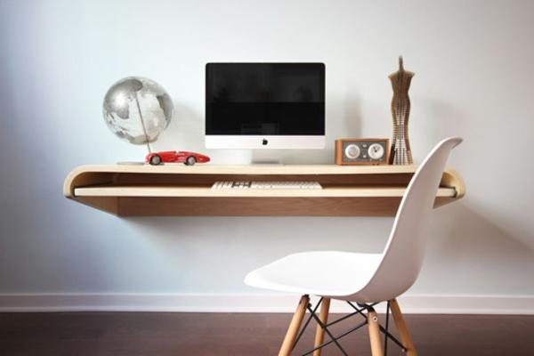 Designer schreibtisch modelle zum inspirieren for Schreibtisch ohne schubladen