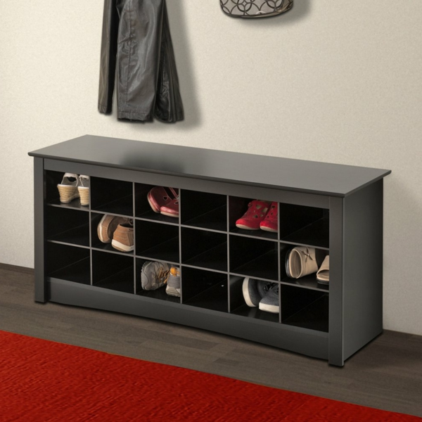 schuhbank ein praktisches m belst ck f r den flur. Black Bedroom Furniture Sets. Home Design Ideas