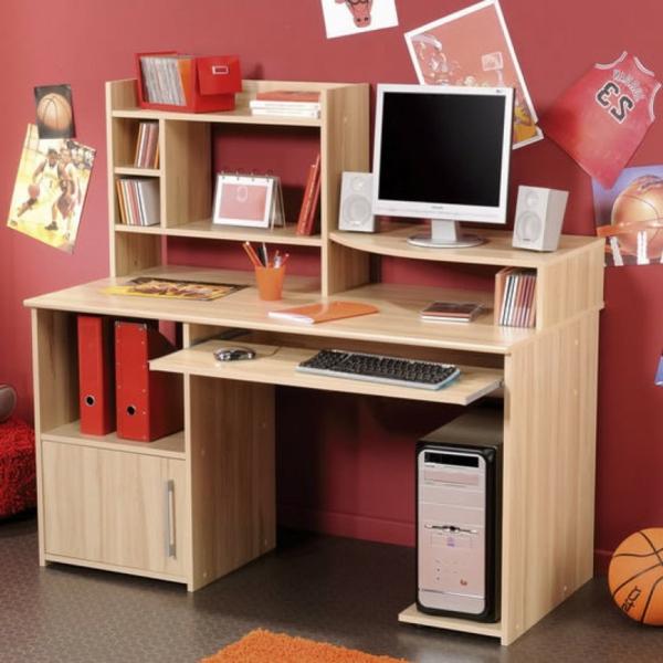 Designer schreibtisch modelle zum inspirieren for Schreibtisch mit vielen schubladen