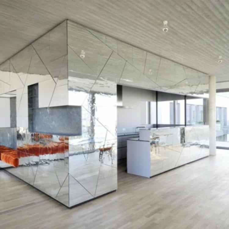 deko mit spiegel zauberhafte impressionen. Black Bedroom Furniture Sets. Home Design Ideas
