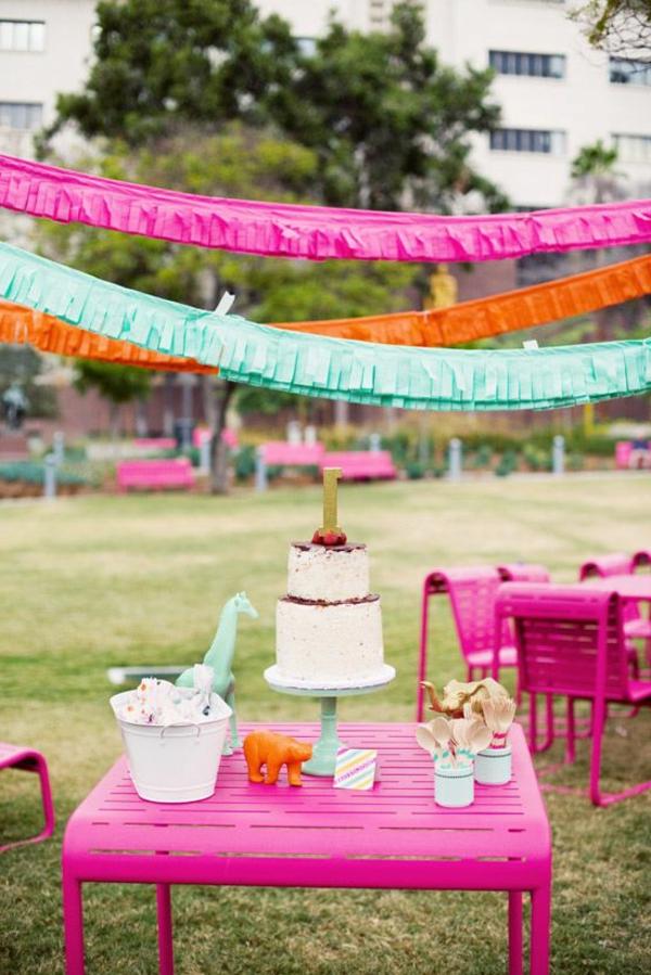 Fantastische deko ideen f r eine gartenparty for Ideen fur eine babyparty