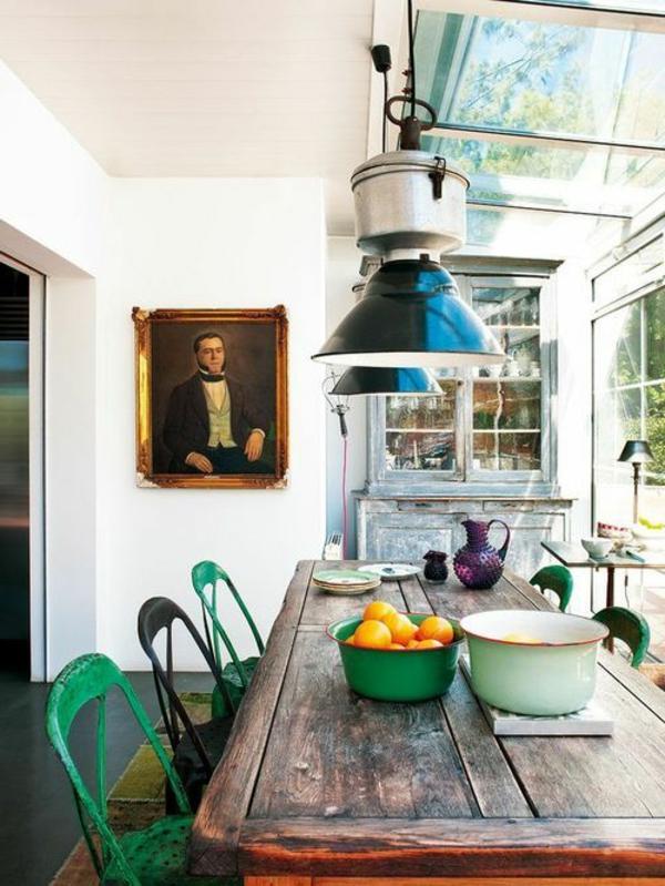 Esszimmer im Landhausstil - 50 wunderbare Ideen! - Archzine.net