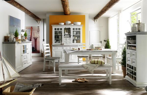 esszimmer gestalten landhausstil ihr traumhaus ideen. Black Bedroom Furniture Sets. Home Design Ideas