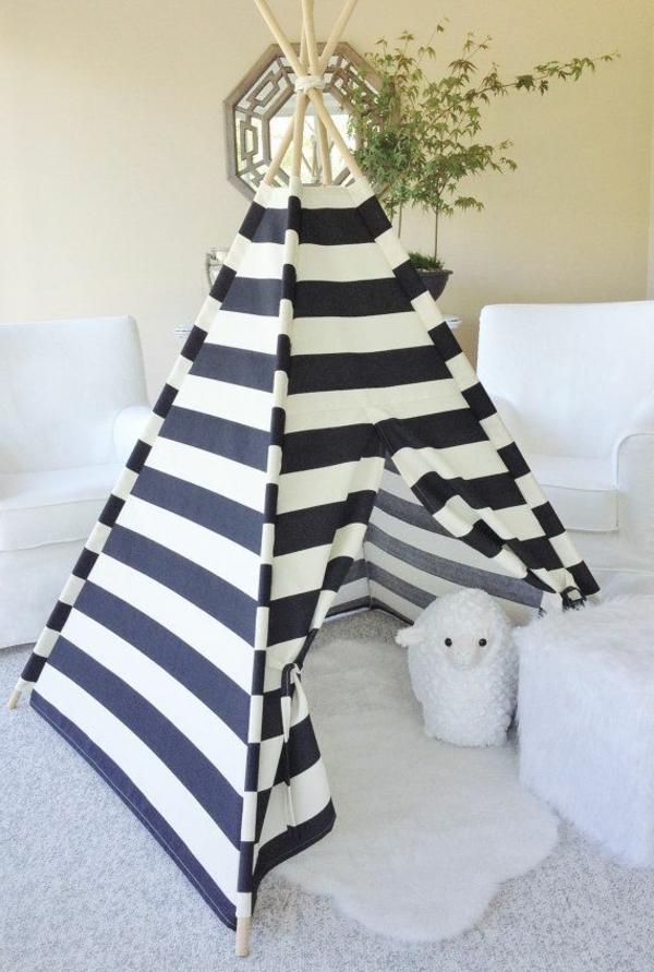 gestreiftes-zelt-in-schwarz-und-weiß-kaufen-moderne-ideen-zur-einrichtung-innendesign