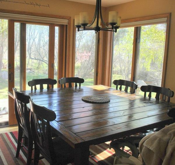 22 Kücheninsel Mit Tisch Modelle: Quadratischer Tisch: Sehr Schöne Modelle!