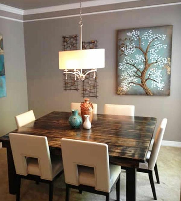 quadratischer tisch sehr sch ne modelle. Black Bedroom Furniture Sets. Home Design Ideas