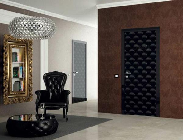 holztüren-für-innen-modernes-interior-design-für-die--wohnung-