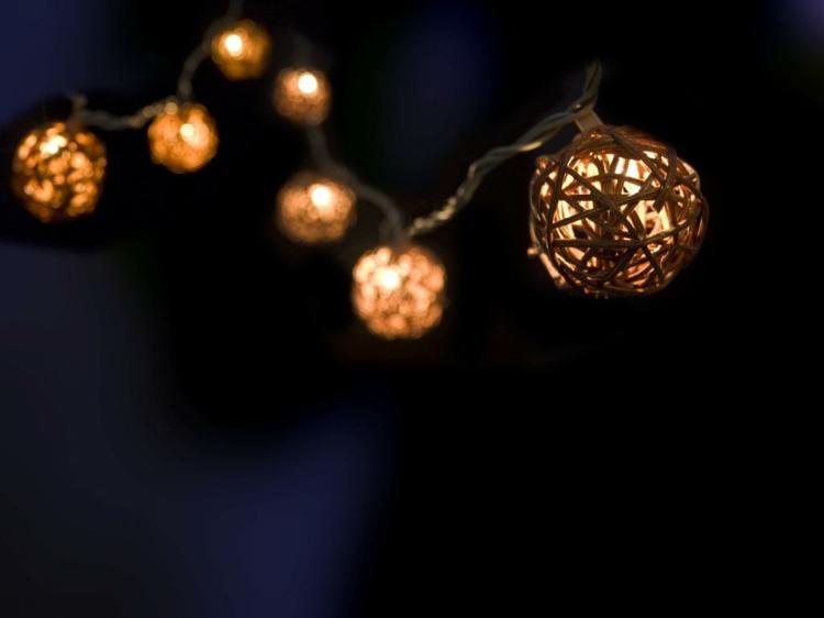 Lichterkette - die bezauberndsten Ideen