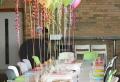 Wunderbare Tischdeko zum Kindergeburtstag !