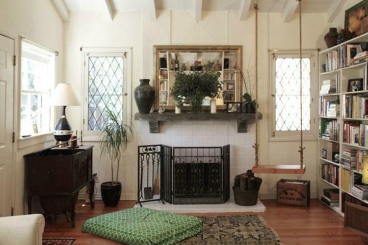 schaukel-indoor-wohnzimmer-braun-schick-idyllisch-autentisch-mit-seile