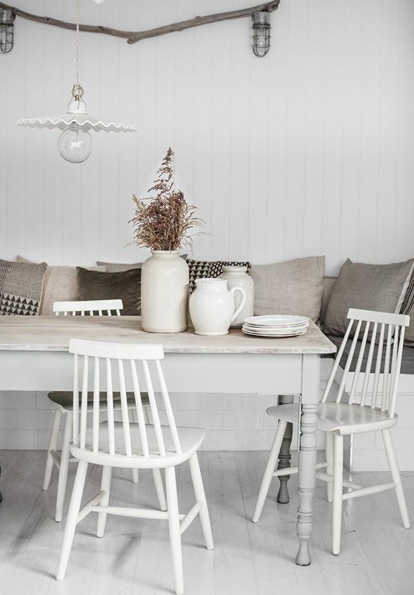 sitzbank im esszimmer eine sch ne idee. Black Bedroom Furniture Sets. Home Design Ideas