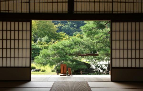 interessante-großartige-japanische-schiebetüren- ein sehr schönes und cooles bild