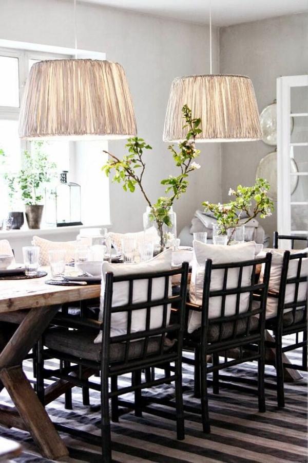 ein faszinierendes esszimmer einrichten 66 ideen. Black Bedroom Furniture Sets. Home Design Ideas