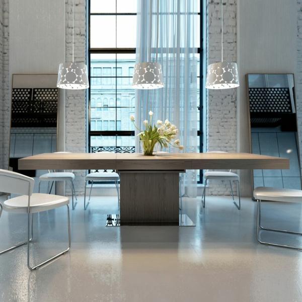 interior-design-ideen -design-esszimmermöbel -wohnideen-modernes-design