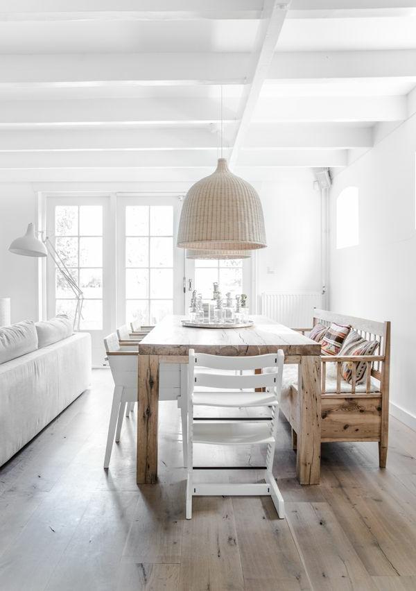 interior-design-ideen -design--esszimmermöbel -wohnideen