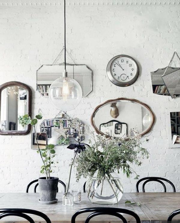 Interior Design Ideen Vintage Design Vintagemöbel Wohnideen Wandgestaltung  Esszimmer Im Landhausstil U2013 50 Wunderbare ...
