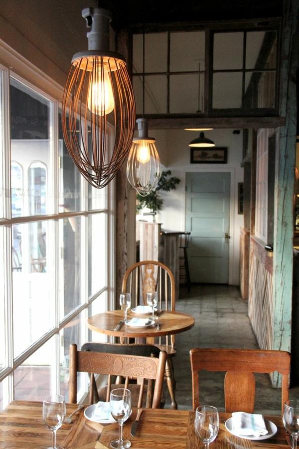Ideen Esszimmergestaltung : interior-design-ideen-vintage-design ...