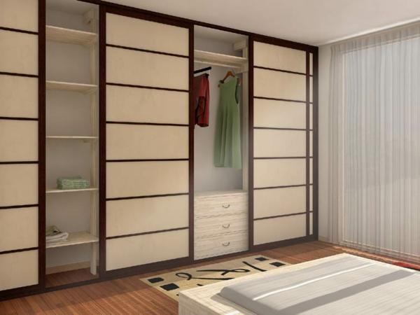 japanische-schiebetüren-von-einem-schrank-im-schlafzimmer- ein sehr schönes und cooles bild