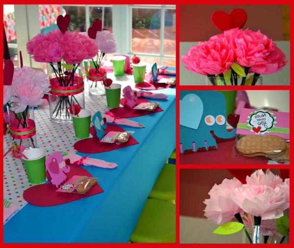 Kinderparty Deko Ideen Tischdeko Im Freien