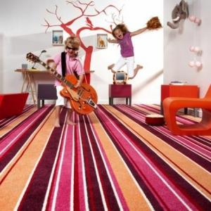 46 super aussehende bunte Teppiche!