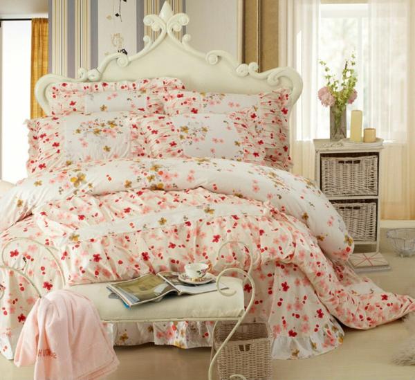 Wundervoll Bett Im Landhausstil: Coole Vorschläge!