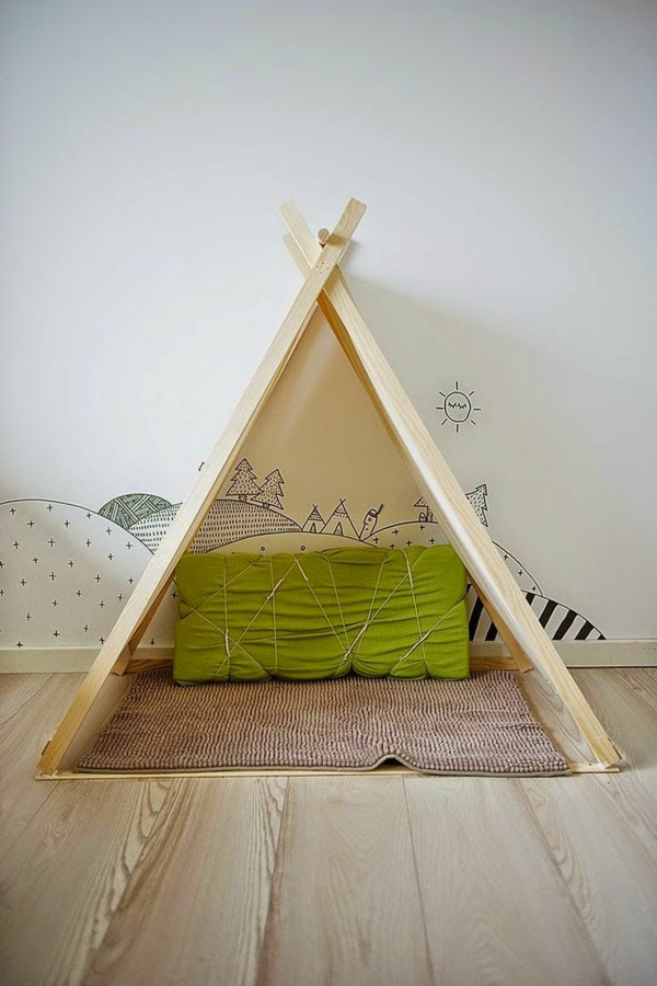 tipi zelt fr kinder selber machen ein tipi selber machen u2013 homeschool news und blog. Black Bedroom Furniture Sets. Home Design Ideas