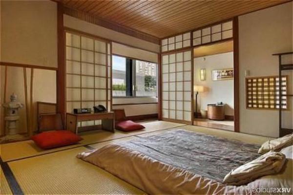 kreative-zimmer-gestaltung-japanische-schiebetüren- ein sehr schönes und cooles bild