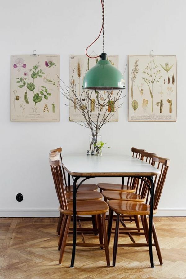 Landhausmöbel Vintagemöbel Vintage Esszimmer Tolle Einrichtungsideen