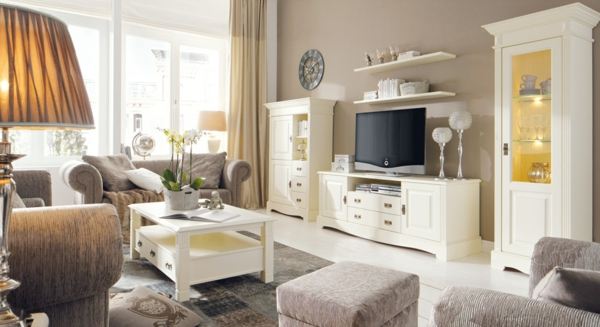 landhausm bel sch ne vorschl ge f r die wohnung. Black Bedroom Furniture Sets. Home Design Ideas