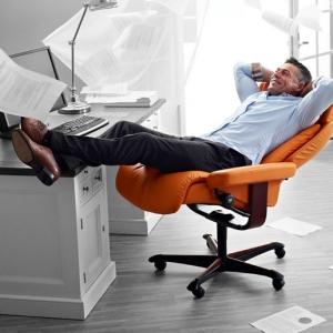 Der stressless Sessel ist ein Muss!