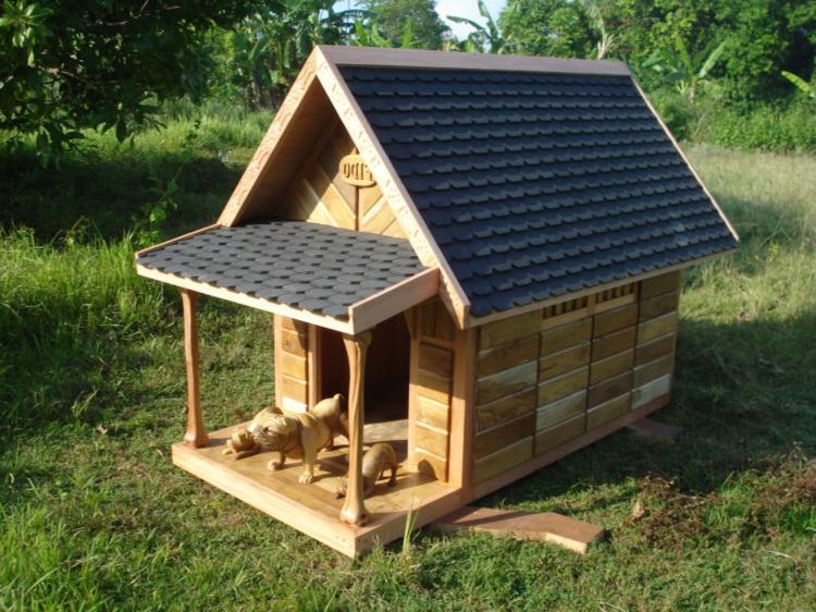 hundehaus - die skurrilsten beispiele die es gibt! - archzine, Garten und Bauen