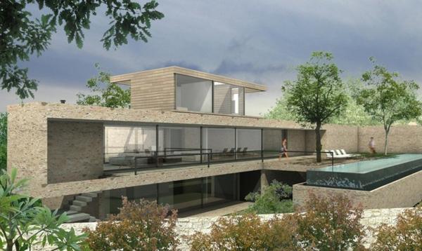 moderne-eine-moderne-und-luxuriöse-architektur-ferienwohnung Luxus Ferienwohnung