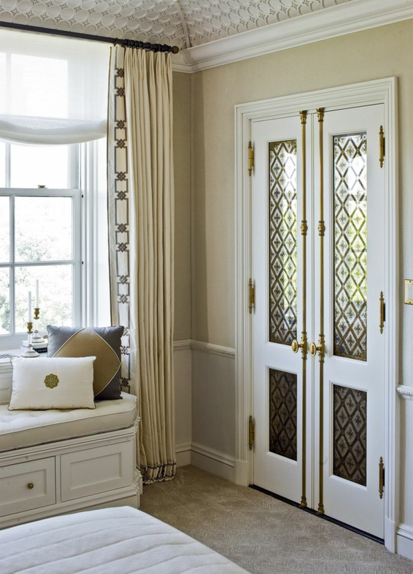 moderne-innentüren-für-zuhause-innentüren-holz-design-idee-weiße-innentür
