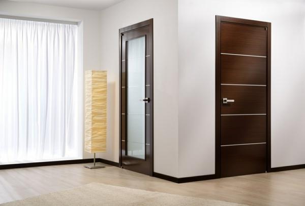 Moderne innentüren holz  Moderne Zimmertüren - vielfältige Modelle! - Archzine.net