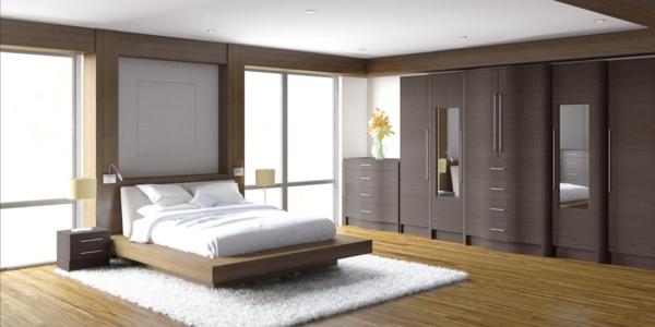 GroB  Moderne Schlafzimmermöbel Schlafzimmer Ideen Schlafzimmer Set