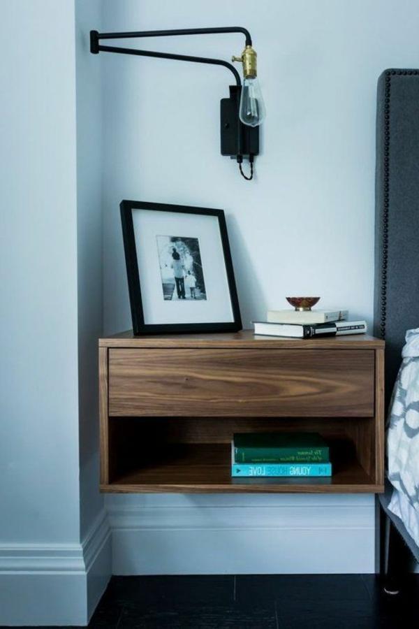 moderner-nachttisch-für-das-schlafzimmer-interior-design-wohnideen