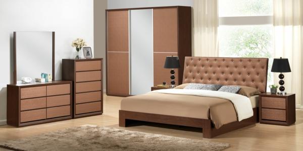 modernes-interior-design-schlafzimmer-inspiration-moderne-wohnung-holzmöbel