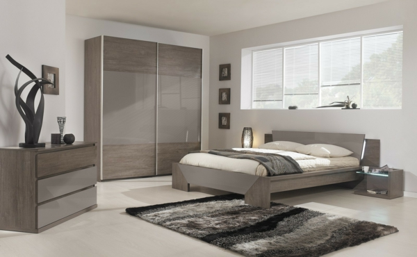 schlafzimmer gestalten braun beige. Black Bedroom Furniture Sets. Home Design Ideas