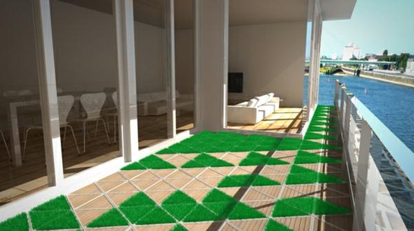 mozaik-boden-balkon-gestalten-schöner-terrassenboden