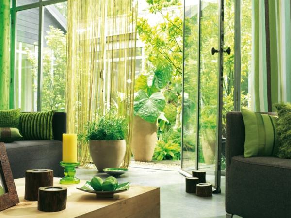 wohnzimmer und kamin natur deko wohnzimmer