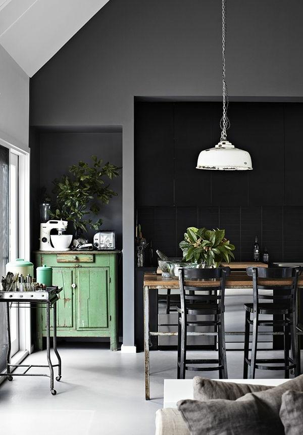 originelle-gestaltung-interior-design-ideen-vintage-design-vintagemöbel-wohnideen-