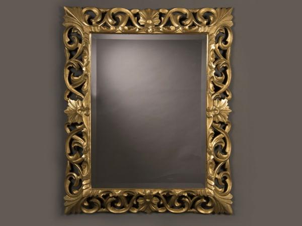 barockspiegel - eckige form