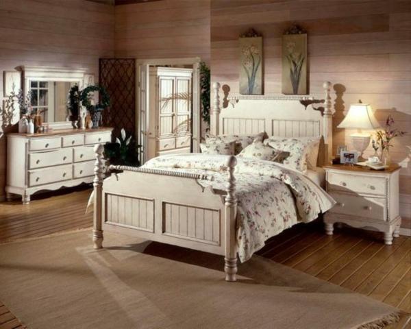 Amerikanischer landhausstil schlafzimmer  Amerikanische Betten: Jetzt Bis Zu -70% Rabatt | Westwing – progo.info