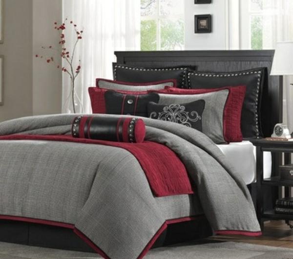 38 atemberaubende modelle vom queen size bett. Black Bedroom Furniture Sets. Home Design Ideas