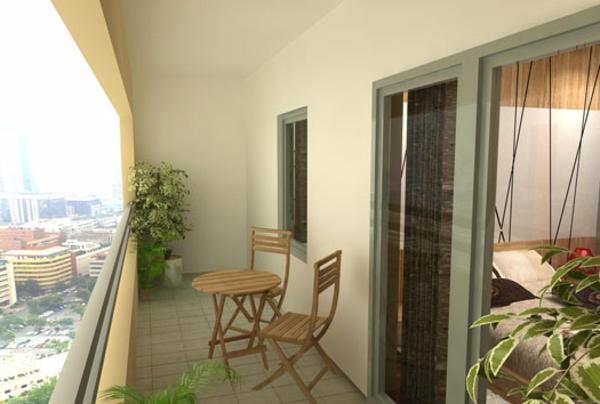 raumsparende-balkonmöbel-balkon-verschönern-balkon-deko-ideen-balkon-gestalten-