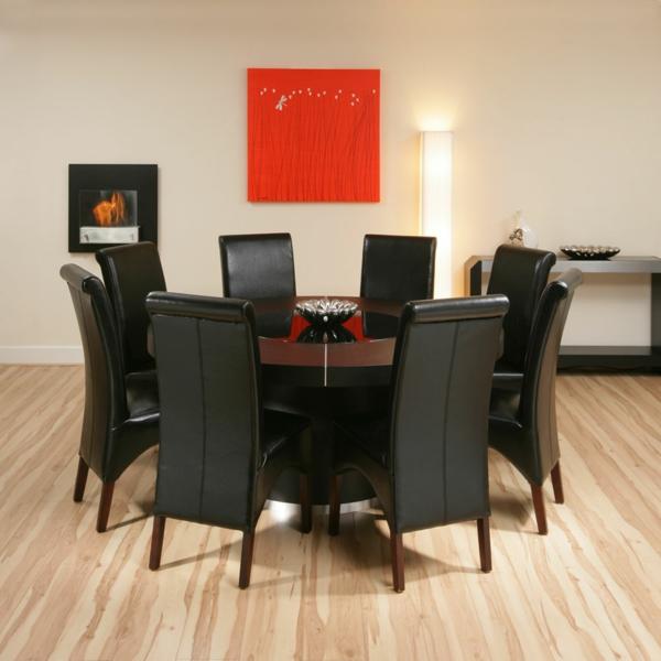 runde tische sind mehr als reine dekoration. Black Bedroom Furniture Sets. Home Design Ideas